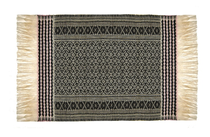 """Maogong Table Placemat, approx. 16"""" x 22"""" (donation of $50 or more)"""