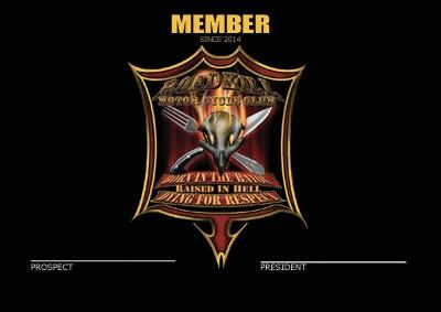 "Roadkill du Jour Membership 4"" x 6"" Postcard!"