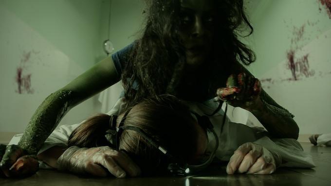 Marta McGonagle as Kelly/Gill Girl
