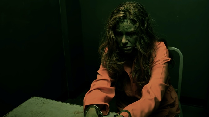 Jaimi Paige as Carolyn/Gill Girl