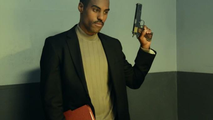 Jeison Azali as Agent Finn