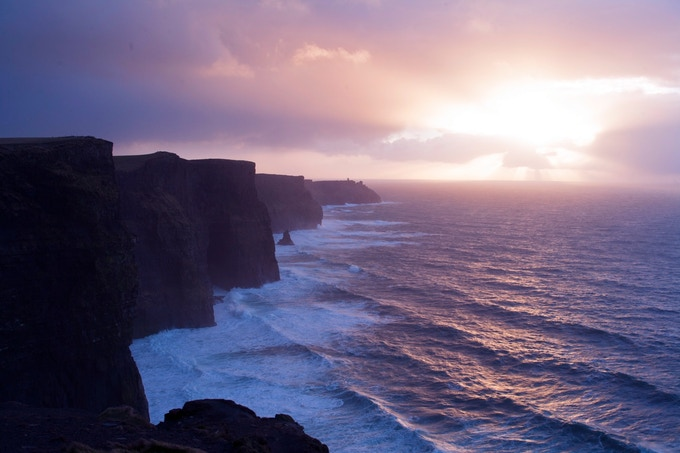 Cliffs of Mohar - Failte Ireland