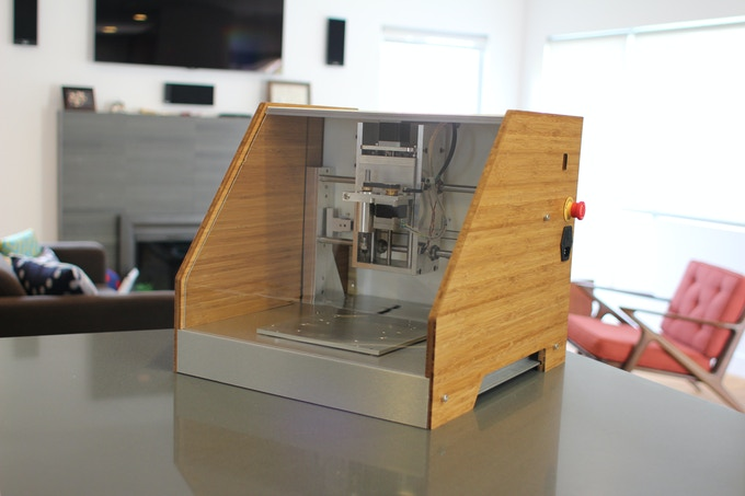 The Nomad Cnc Mill By Carbide 3d Llc Kickstarter