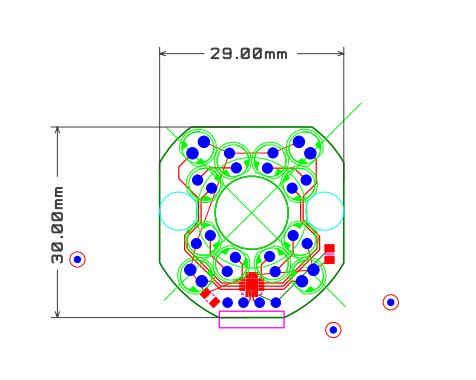 Early Work-in-progress PCB Design