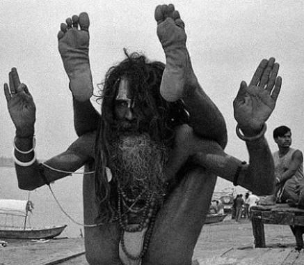 A Yogi Sadhu