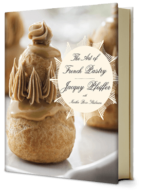 """The Art of French Pastry"" signed by Jacquy Pfeiffer"