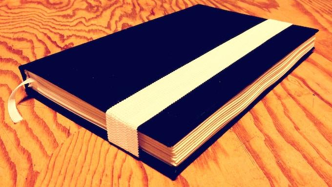 The NAVY M&B Notebook