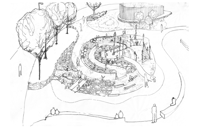 Build Mt. Merrill! by Durham Central Park —Kickstarter