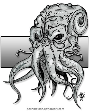 Great Old One: Cthulhu