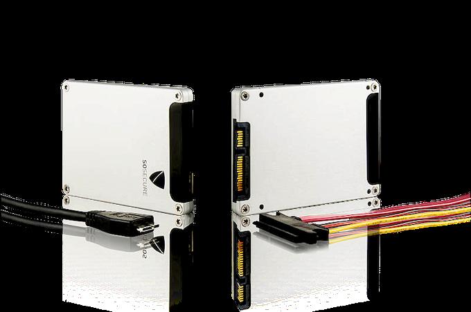 SuperSpeed Micro USB3.0 & SATAII connectors