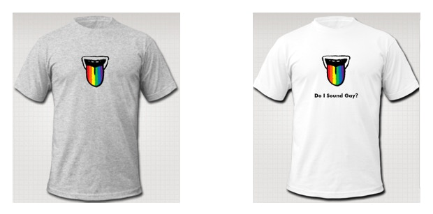 Your choice: Gray Tee without Text or White Tee with Text!