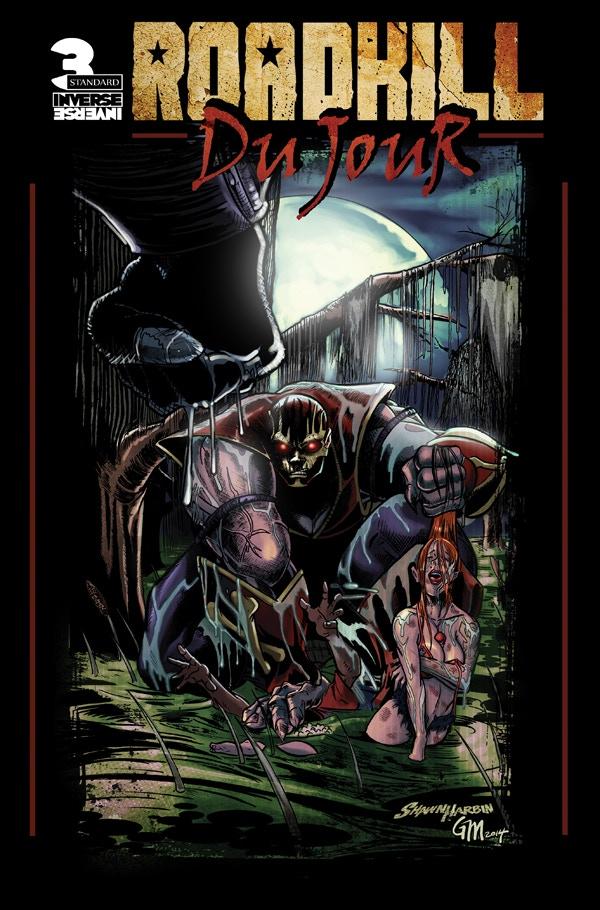Roadkill du Jour 3 - Standard Cover!