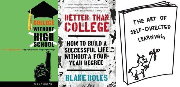 The Art Of Self Directed Learning By Blake Boles Kickstarter