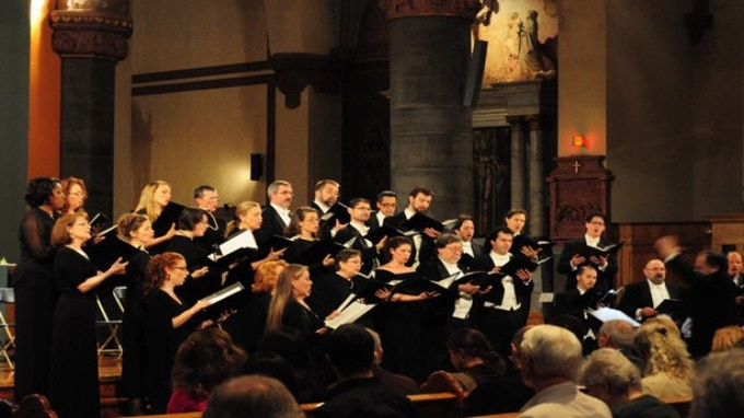 Musica Sacra - Photo Credit: Richard Ten Dyke