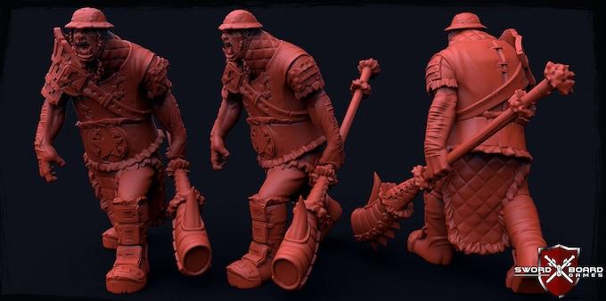 Mining Guild Troll