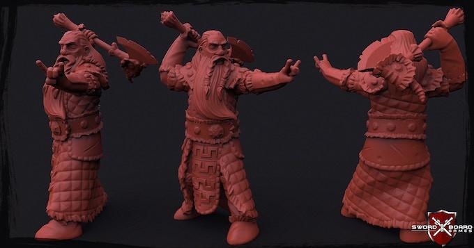 Mining Guild Dwarf