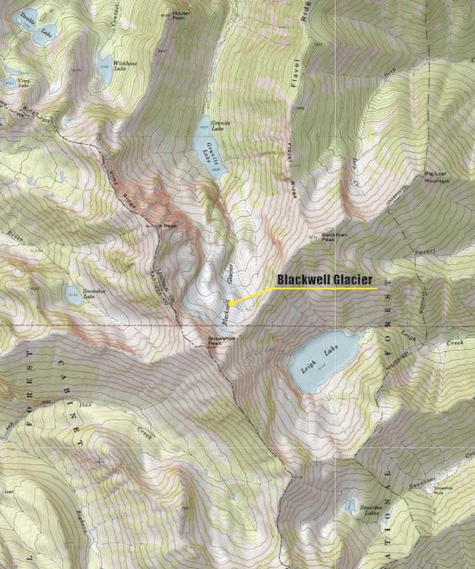 Cabinet Mountain Wilderness