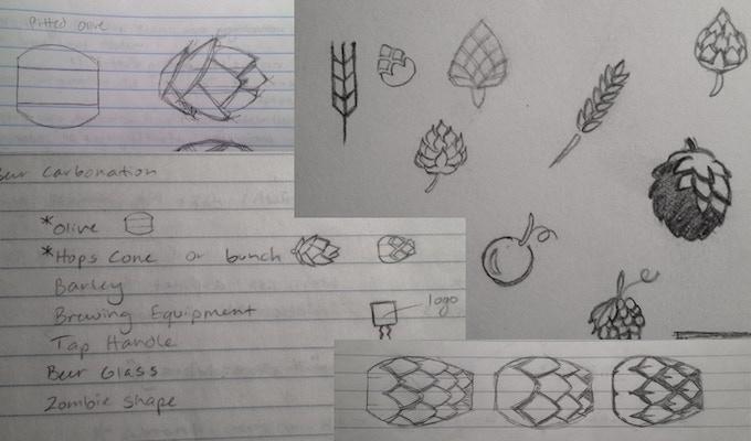 A few concept sketches