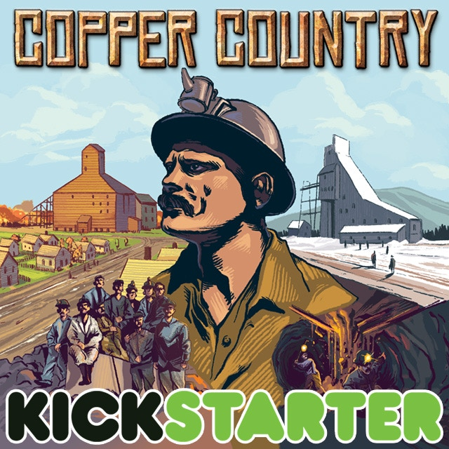 Show your support for Copper Country across social media by using this avatar!