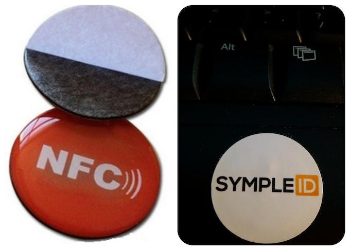 Waterproof Stickers (can mount on your keyboard, desk, etc.)