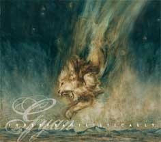 a personally signed vinyl of superfragilistically album by Gyan