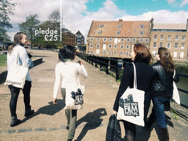 EEFF Tote Bags
