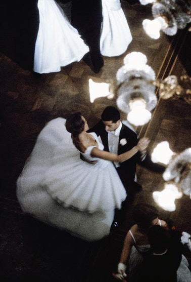 ($2,000 reward) A 24 x 36 cm, limited edition pigment print print of Inge Morath's 'Ball, Vienna, 1961' estate stamped (a $2500 value).