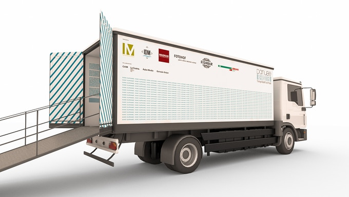 ($10 reward) The names of all backers will appear on the side of our truck.