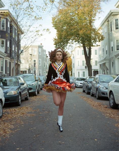 Irish Step Dancer