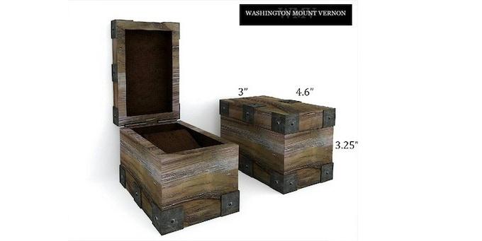 Pinewood Original Washington Box