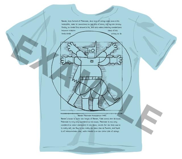 Tee Shirts!