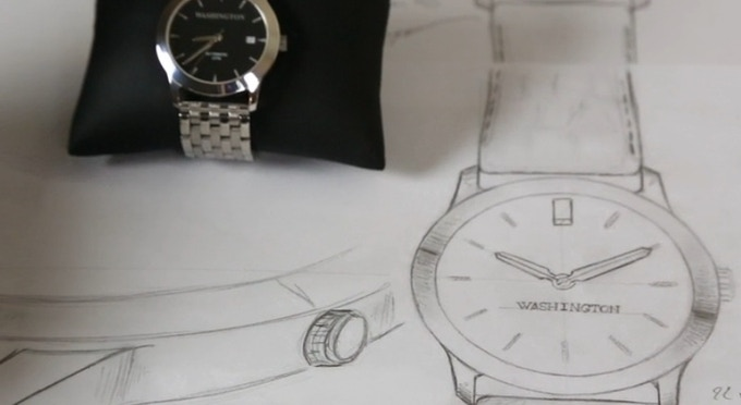 Front of Watch Realization