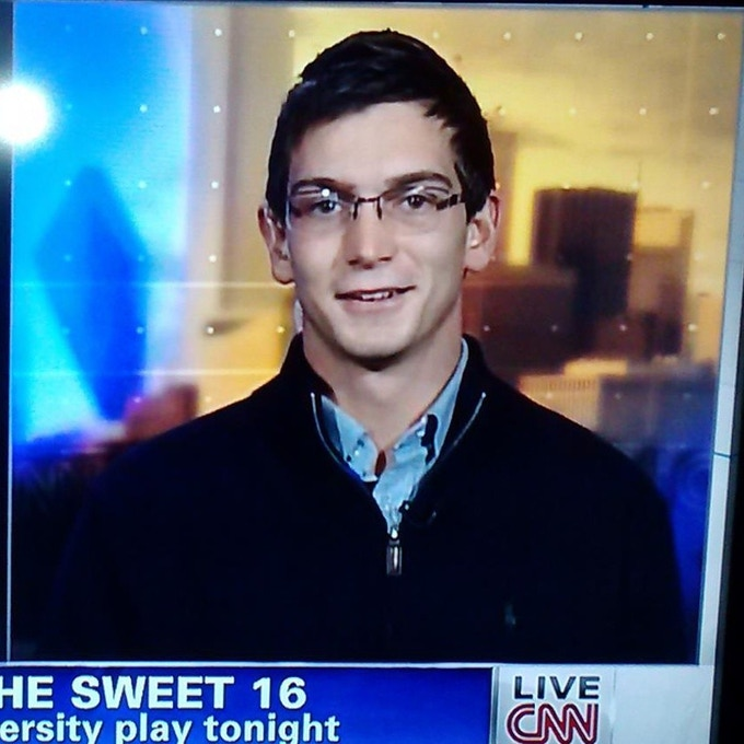 Peter Cuderman on CNN