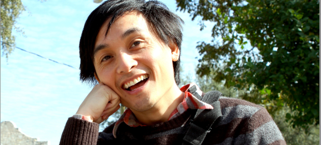 Viet is happy for your support. Maybe too happy.