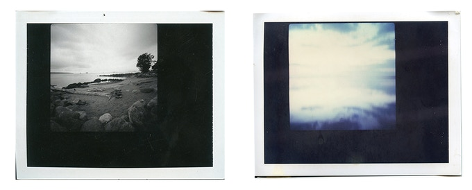 ($30 Reward) An original Polaroid, taken on the road - just for you, and signed by the artist.