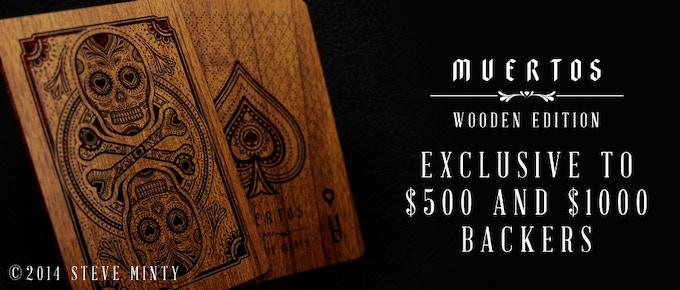 Muertos Wooden Deck