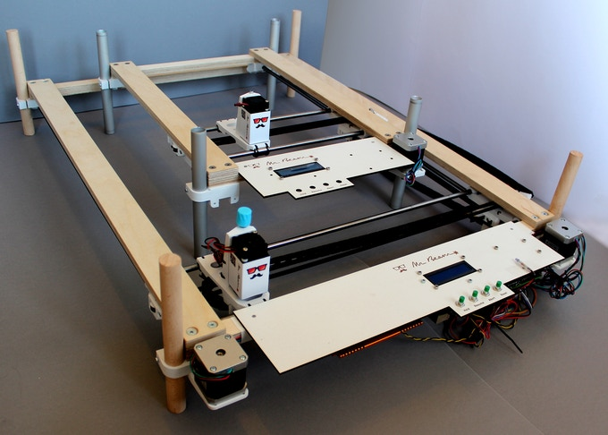 Mr Beam - a Portable Laser Cutter and Engraver Kit by Mr