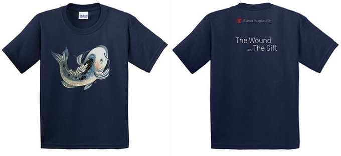 Introducing the new fable character Happy Fish! ADMIRATION LEVEL: Happy Fish Children's T-shirt