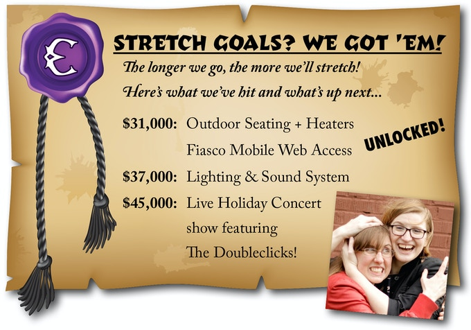 Our Stretch Goals