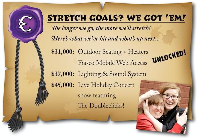 Our Stretch Goals