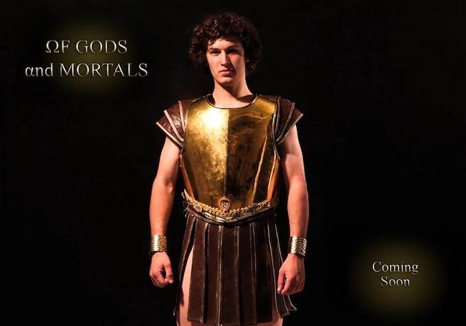 Michael Rivers as Achilles