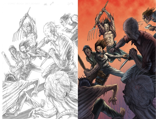 The Killing Jar color process. Brown, Zimmerman and MacKinnon.