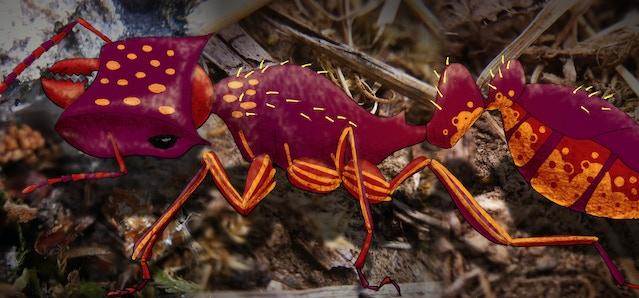 March of the Ants by Tim Eisner — Kickstarter