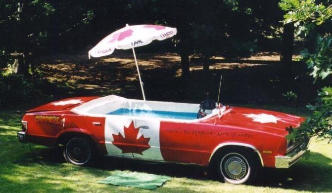 The Mk I Carpool