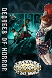 A Plot Point Campaign and additional Savage Tales for ETU!