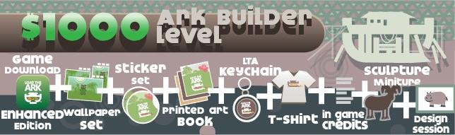 Ark Builder Pledge Level