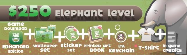 Elephant Pledge Level
