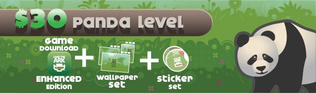 Panda Pledge Level