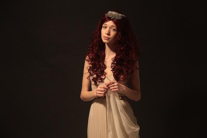 Millie Chapman as Cassandra