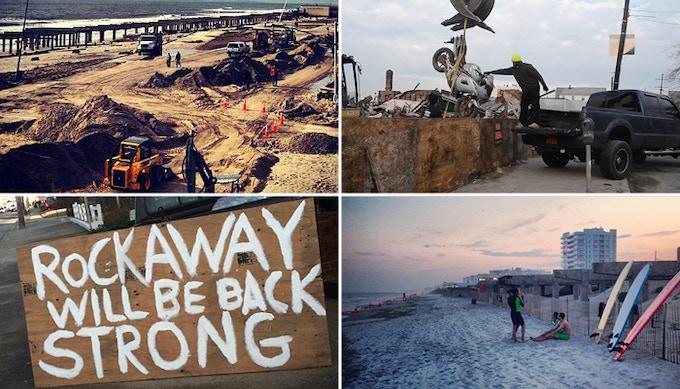 Rockaway - renaissance and recovery
